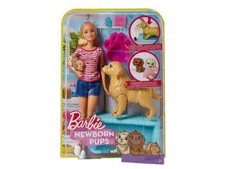 Barbie Cachorros Recién Nacidos,,hi-res