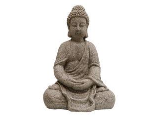 Adorno Buddha Sarah Miller 33 x 24 x 48 cm,,hi-res