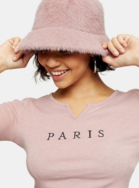 Top%20PETITE%20Pink%20'Paris'%20Topshop%2C%C3%9Anico%20Color%2Chi-res