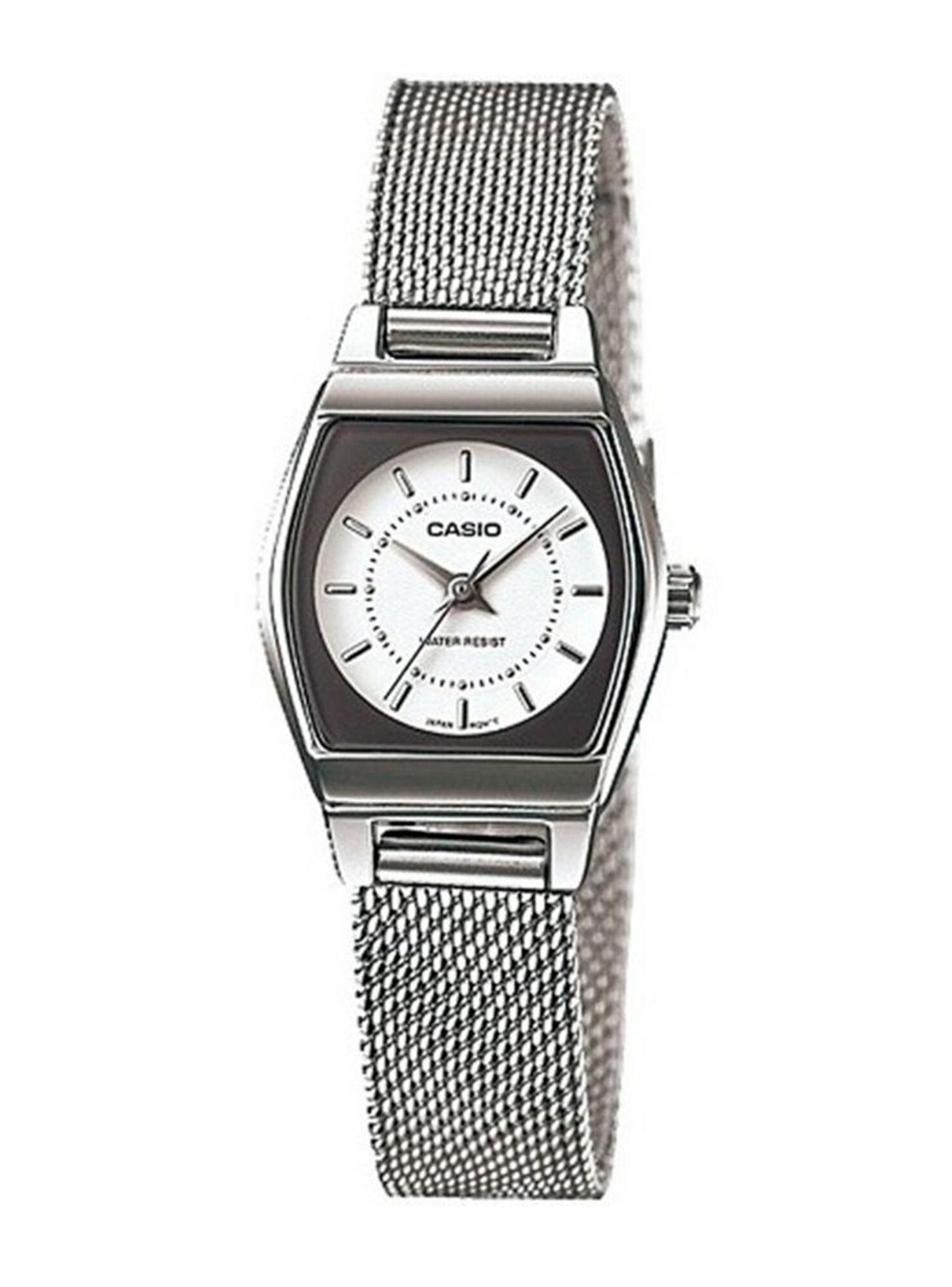 483f18a19672 Reloj Mujer Análogo Metal 30.5 Casio en Relojes