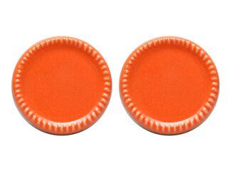 Set 2 Tiradores Redondo Rojo Sarah Miller,,hi-res
