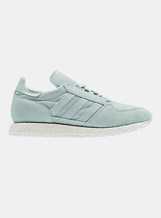 Zapatilla Adidas Forest Grove Urbana Mujer,Verde,hi-res