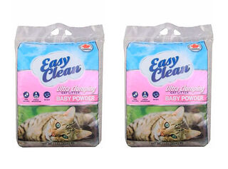 Pack 2 Arenas Sanitarias Easy Clean Ultra Clumping para Gatos 15 kg,,hi-res