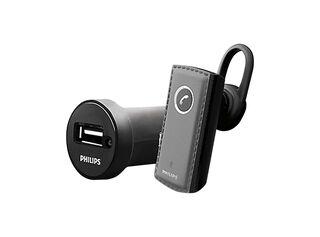 Audifono Bluetooth Manos Libres + Cargador Philips,,hi-res