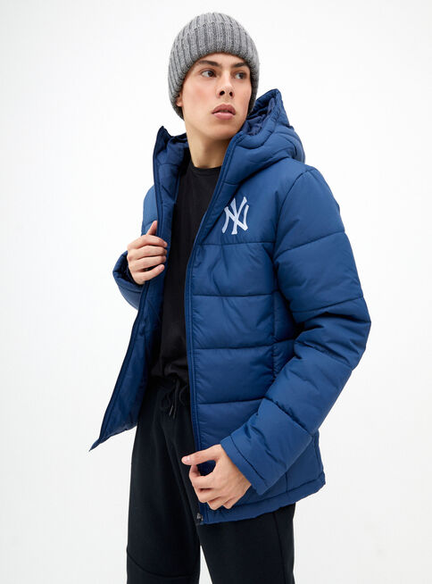 Parka%20Padded%20New%20York%20Yankees%20MLB%2CAzul%20Marino%2Chi-res