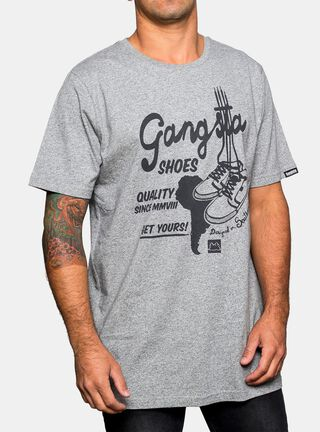 Polera Get Yours Gangsta,Gris,hi-res
