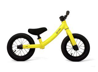 Bicicleta Roda Metal Amarillo,,hi-res