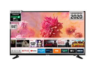 "LED Smart TV Samsung 55"" UHD 4K 55NU7095,,hi-res"