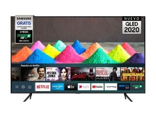 "QLED Smart TV Samsung 50"" UHD 4K 50Q60,,hi-res"