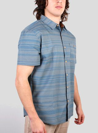 Camisa Lineal Modem Burton,Azul Marino,hi-res