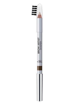 Lapiz para Cejas Brow Artist Shaper 03 Brunette L'Oréal,,hi-res