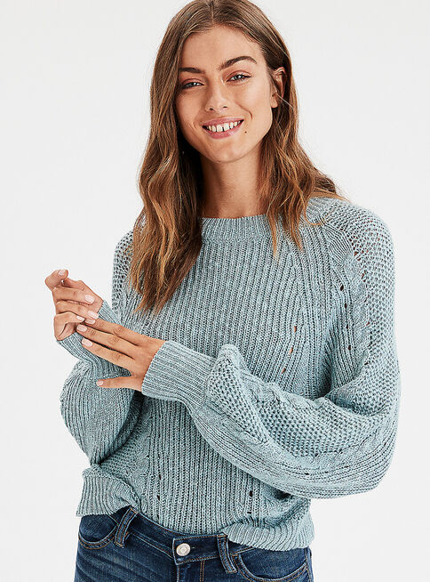 Sweater%20Pointelle%20American%20Eagle%2CAzul%20Petr%C3%B3leo%2Chi-res