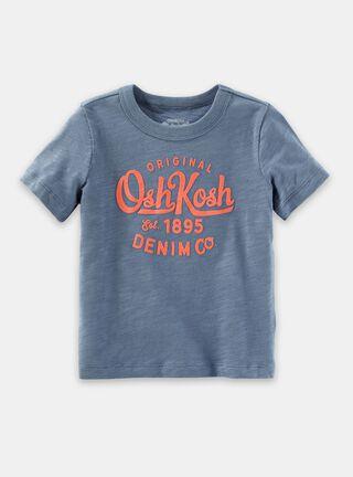 Polera Niño 4 A 14 Años OshKosh B'Gosh,Azul,hi-res