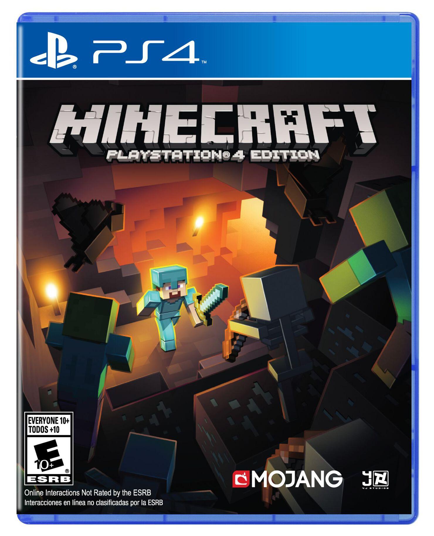 Juego Ps4 Minecraft Juegos Ps4 Y Vr Paris