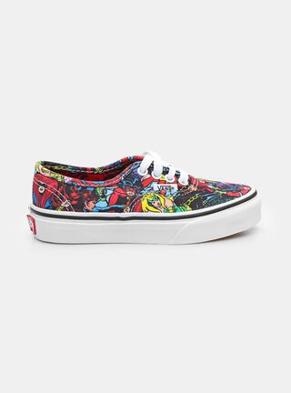 Zapatilla Vans Authentic Comics Urbana Niño,Diseño 1,hi-res