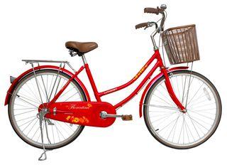 Bicicleta de Paseo Flor Aro 24 Lahsen,Púrpura,hi-res