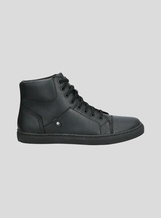 Zapato Guante 9600 Escolar Hombre,Negro,hi-res
