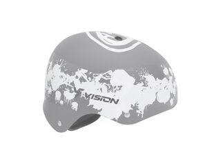 Casco Vision Skate Silver Talla L,,hi-res