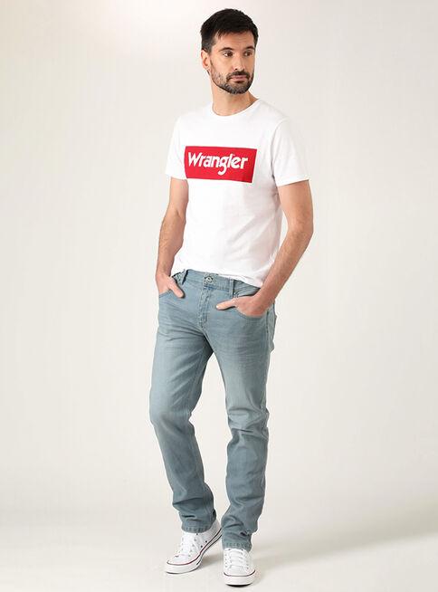 Jeans Greensboro Tiro Alto Regular Fit Wrangler Wrangler Paris Cl