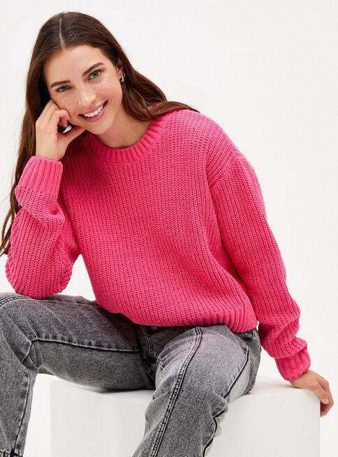 Sweater%20Chenille%20B%C3%A1sico%20Opposite%2CFucsia%2Chi-res