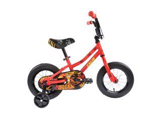 Bicicleta Infantil Caloi Tigress Aro 12 Rojo Hasta 90 cm,Rojo,hi-res