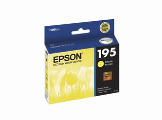 Tinta 195 Yellow Epson,,hi-res