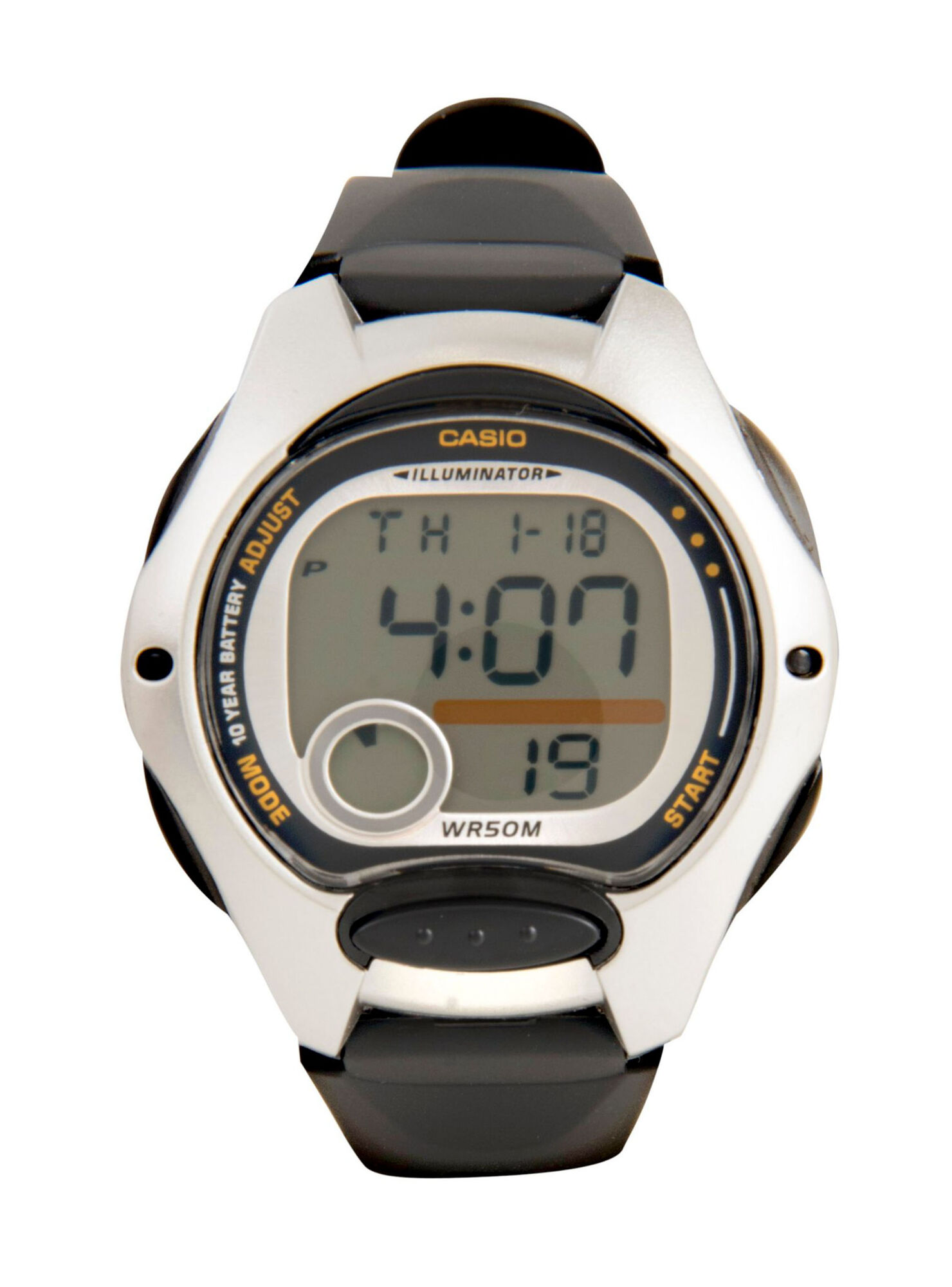 d2cfaed86238 Reloj Digital LW-200-4AV Casio en Relojes