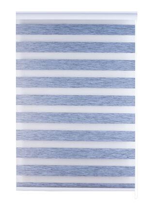 Cortina Roller Day Night Linen Look Gris 90 x 170 cm Dib,,hi-res