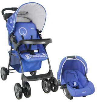 73ca4fd74 Infanti Coche Travel System London Azul