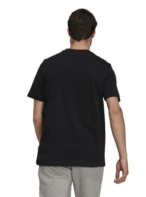 Polera%20Cuello%20Redondo%20Negro%20Box%20Graphic%20T-Shirt%20Hombre%2CNegro%2Chi-res