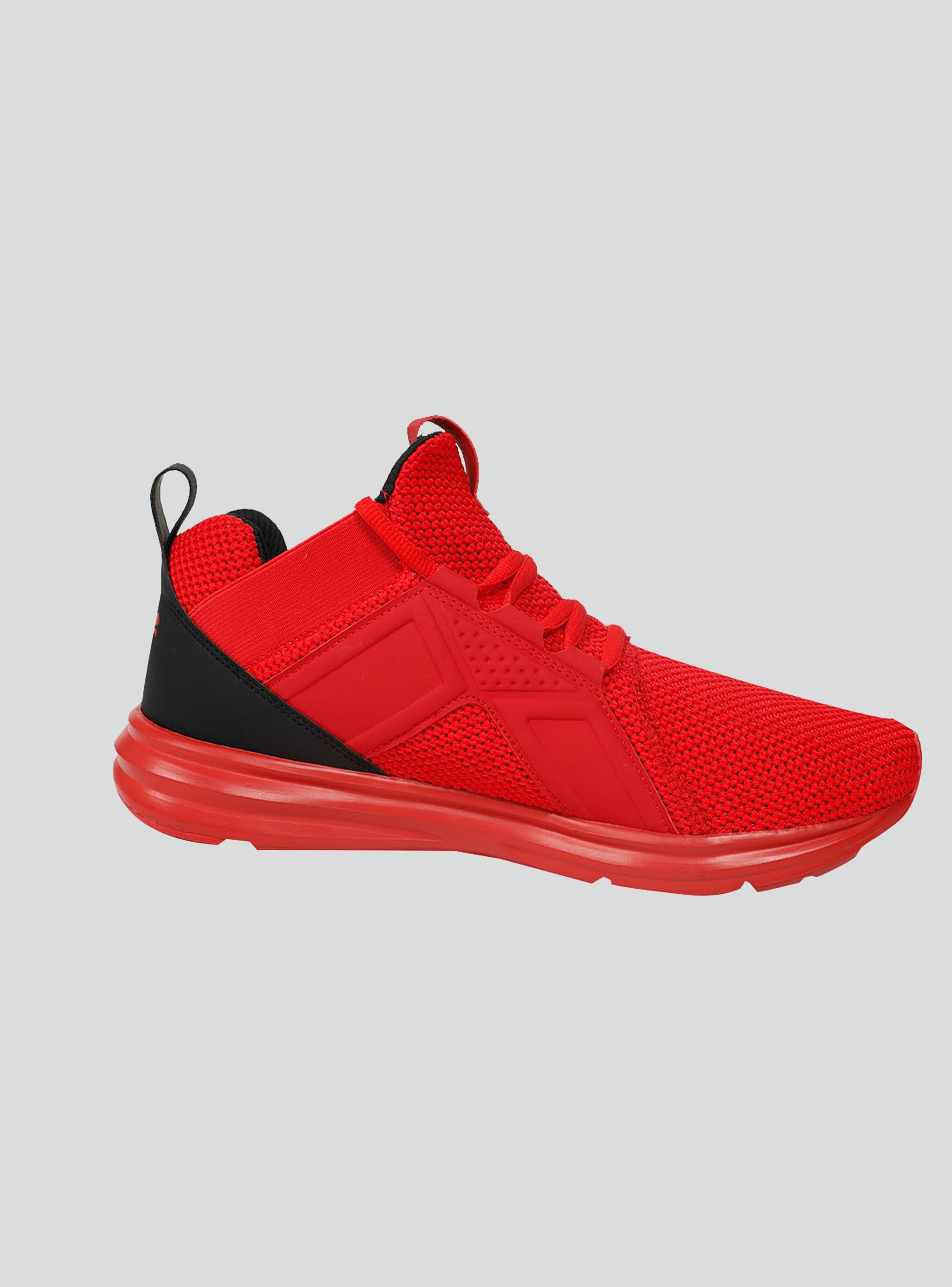 puma rojas zapatilla hombre