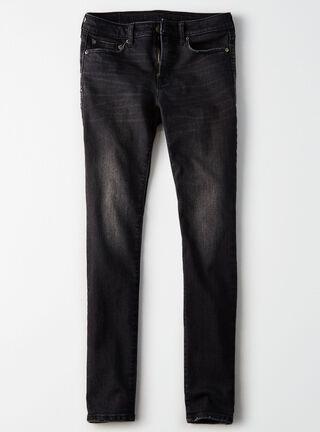Jeans Ultra Skinny Flex American Eagle,Negro,hi-res