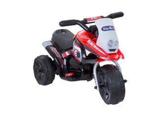 Vehiculo Electrico Rojo Kidscool,,hi-res