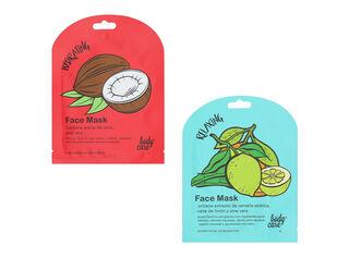 Mascara Facial Coco Limón Set Spa,,hi-res