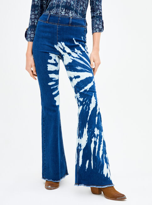 Jeans%20Flare%20Tie%20Dye%20Umbrale%2CAzul%2Chi-res