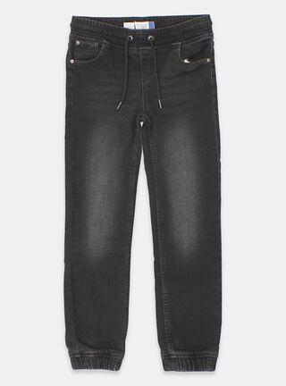 Jeans Jogger Tribu Elásticado Niño,Marengo,hi-res