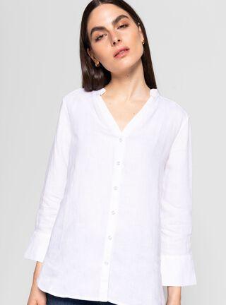Blusa Lisa Alaniz,Blanco,hi-res