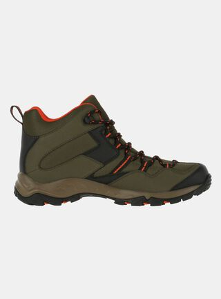 Zapatilla Columbia Median Mid Water Outdoor Hombre,Verde Militar,hi-res