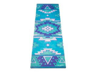 Mat de Yoga Tribal Blue Combo Design Lab,,hi-res
