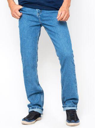 Jeans Slim Fit Chicago Celeste Lee,Único Color,hi-res