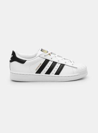 Zapatilla Adidas Ba8378 Urbana Niña,Blanco,hi-res