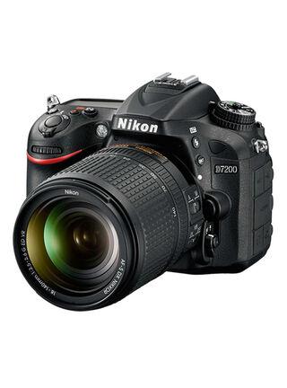 Camara Nikon Reflex D7200 + Lente 18-140,,hi-res