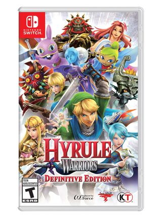 Juego Nintendo Switch Hyrule Warriors Definitive Edition,,hi-res
