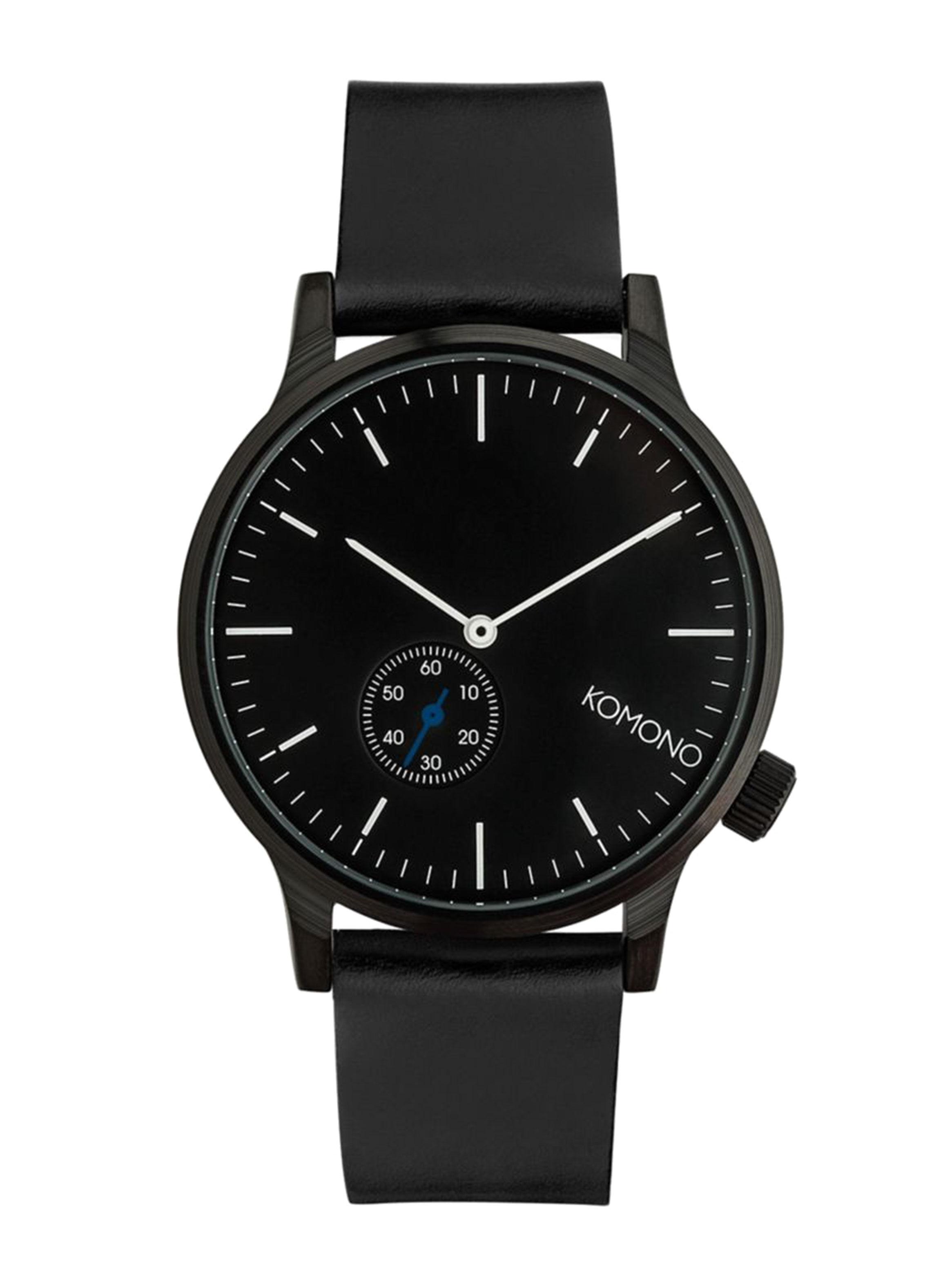 Winston Reloj Black Subs Komono Hombre w80XOnPk