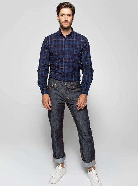 Jeans%20513%20Slim%20Straight%20Fit%20Levi's%2CAzul%20Marino%2Chi-res