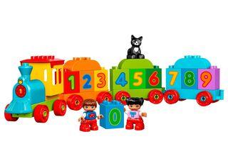 Tren De Los Numeros Lego,,hi-res