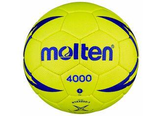 Pelota Handball Serie 4000 N°1 Molten,Verde Esmeralda,hi-res
