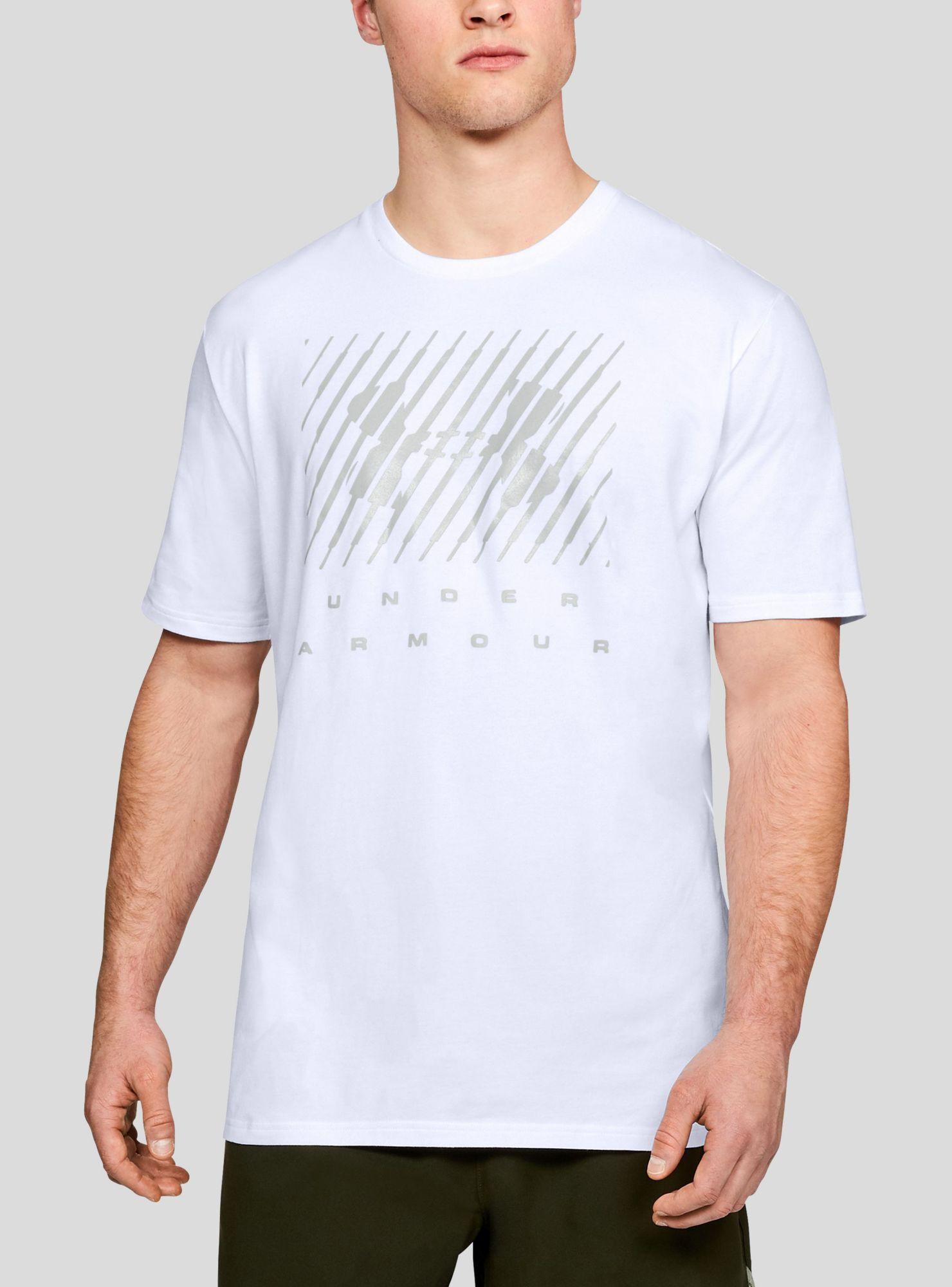 Polera Diseño White Under Amour 723af053342f0