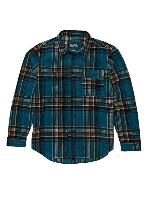 Camisa%20Manga%20Larga%20Furnace%20Billabong%2CVerde%20Esmeralda%2Chi-res