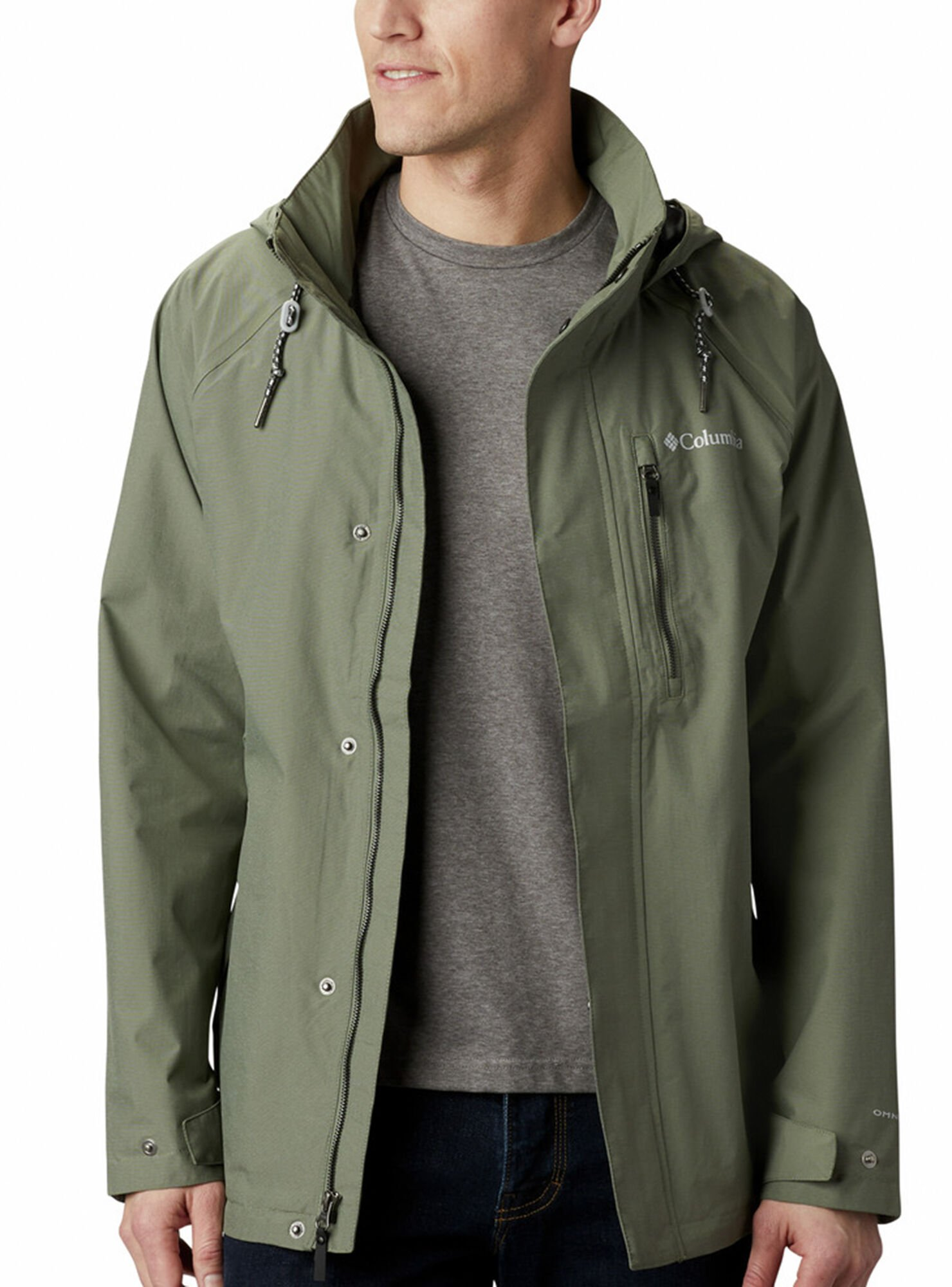 Columbia Good Ways II Chaqueta Impermeable Hombre